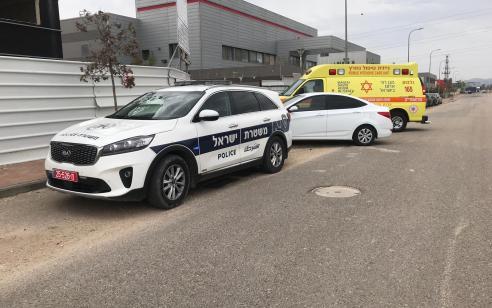חדרה: בן 78 נפצע ממסור חשמלי במהלך עבודתו ונהרג