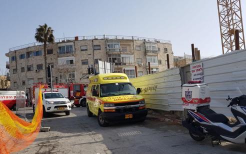 """תאונה קטלנית: פעוט בן שנתיים פונה במצב אנוש לאחר שנדרס ע""""י אביו במזרח ירושלים – בבית חולים נקבע מותו"""