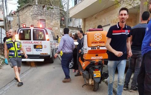 שני נפגעים מירי בסמוך לכנסייה בכפר תַרשִׁיחָא