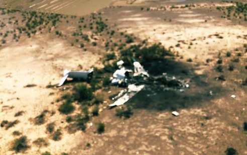 מטוס שעשה את דרכו מלאס וגאס למקסיקו עם 17 נוסעים – התרסק ללא ניצולים