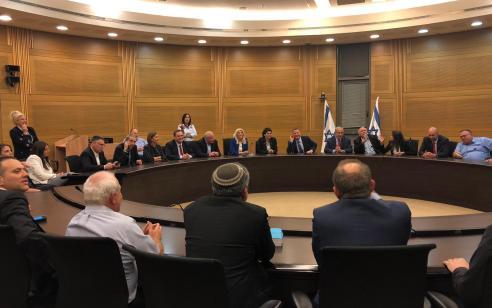 הולכים לבחירות ב-17 בספטמבר: החוק לפיזור הכנסת עבר בקריאה שלישית