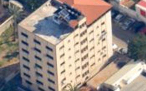"""צה""""ל: תקפנו את בניין משרדי המודעין הצבאי והבטחון הכללי של חמאס"""