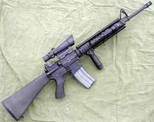 46 רובי M-16 נגנבו בסוף השבוע מבית הספר לקציני ים בעכו