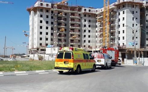 אסון המנוף ביבנה: אתר הבניה יסגר ל-30 יום