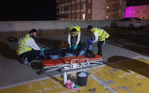 תל אביב: בת 24 נפלה מגובה ונהרגה