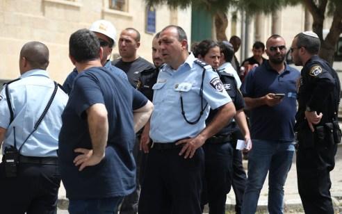 ירושלים: פועל בניין התחשמל ונפצע בינוני – המשטרה עיכבה לחקירה את מנהל העבודה והפועלים