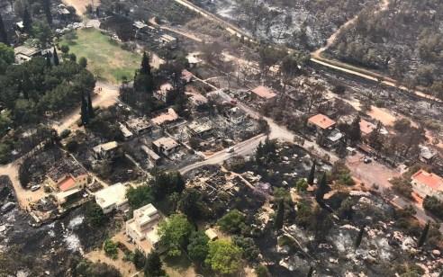 """נציבות כבאות והצלה: מסתמן כי אירועי השריפות המשמעותיים לא פרצו כתוצאה ממדורות ל""""ג בעומר"""