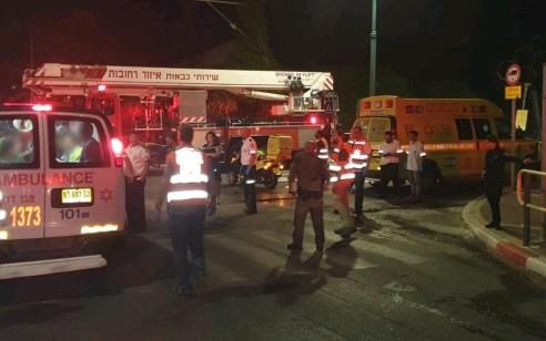 14 ילדים נפצעו קל בשריפה שפרצה במעון לילדים עם מוגבלויות בגדרה