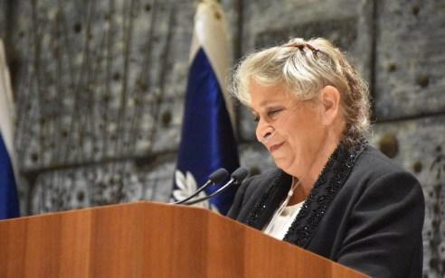נחמה ריבלין אשת הנשיא נפטרה בגיל 74
