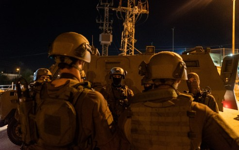כוחותינו ביצעו ירי לאחר שמספר מחבלים ניסו לחצות את הגדר בגבול עזה