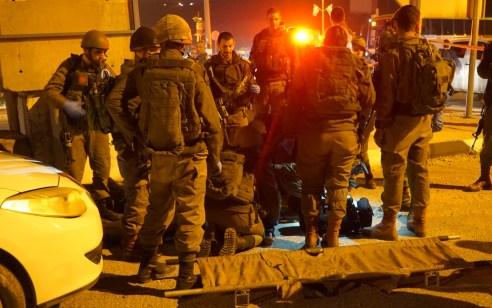 הלילה נעצרו שמונה מבוקשים פעילי טרור