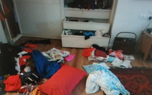 נעצר חשוד שהתפרץ לדירה בהוד השרון והשאיר אחריו מסיכת פנים שהובילה לזיהויו