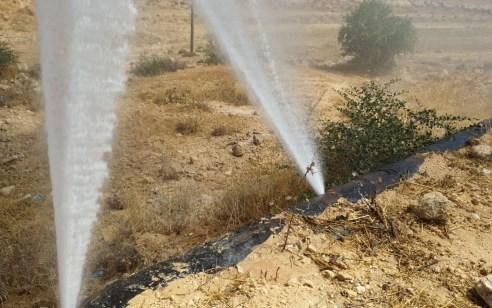 תושבים רבים בהר חברון נותרו ללא מים בעקבות גניבות וחבלות מכוונות