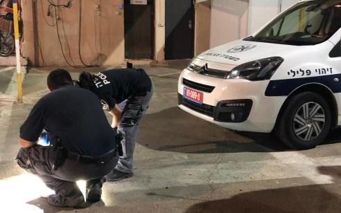 שלושה בקבוקי תבערה הושלכו הלילה לעבר תחנת המשטרה באשקלון – לא היו נפגעים ולא נגרם נזק
