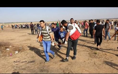 טרור שישי בגדר: מחבלים השליכו אבנים ומטענים, חלקם חצו את הגדר – 50 נפצעו