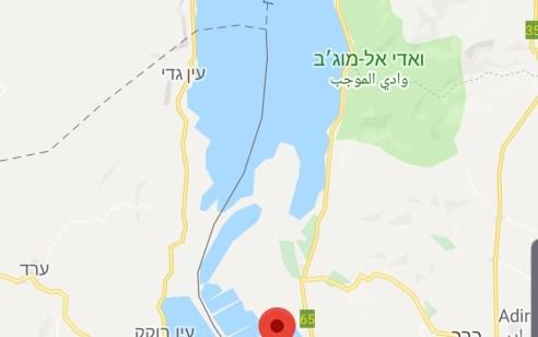 רעידת אדמה בעוצמה של 3.8 הורגשה בים המלח ובמרכז הארץ