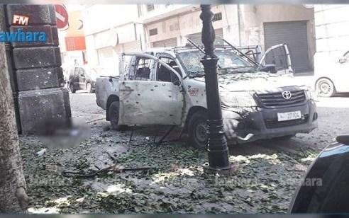 פיגוע כפול בטוניסיה: לפחות 2 הרוגים ו-8 פצועים סמוך לשגרירות צרפת