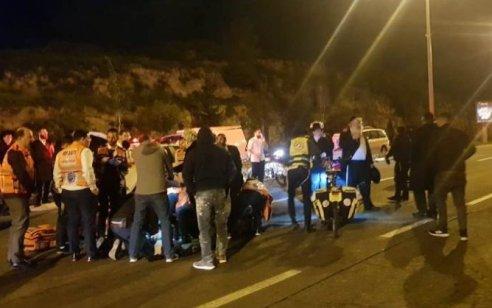 טרגדיה בירושלים: אחרי כחודשיים נפטר הילד שנפצע אנושות בתאונת ה'פגע וברח' בשכונת רמות