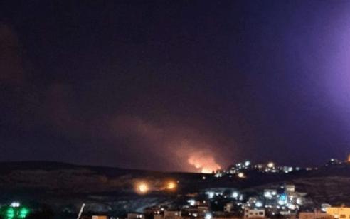 דיווחים בסוריה: חיל האוויר תקף בדרום המדינה – יש הרוגים ופצועים