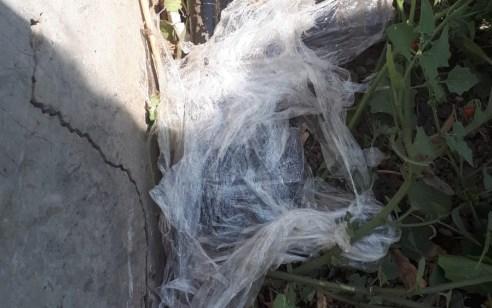 נשק מסוג קרלו אותרו בשטח פתוח בבאקה אל גרביה
