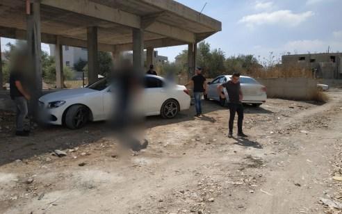 נעצר הנהג הערבי שתועד בכביש 65 פוגע ברוכב אופנוע ובורח