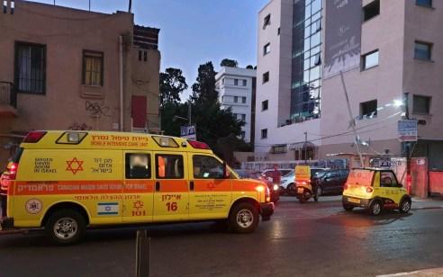 תל אביב: פעוט בן שנתיים נפל ממרפסת קומה ראשונה ונפצע בינוני