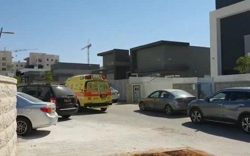 טרגיה: נפטר התינוק שטבע בבריכה פרטית בנתיבות לפני כשבוע