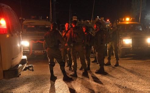 צפו: כוחותינו עצרו את המחבל שביצע את הפיגוע בחיזמא ואת אביו