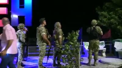 תיעוד: ירי בוצע משטח לבנון לעבר רחפנים של צה״ל – הרחפנים סיימו את משימתם ולא נגרם נזק