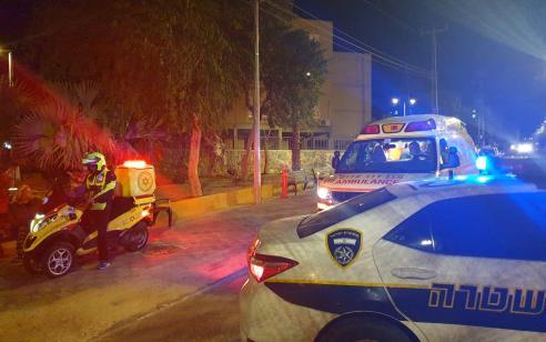 באר שבע: חשוד בתקיפת בת זוג ברח משוטרים ופגע קשות בהולך רגל כבן 70 – החשוד נעצר