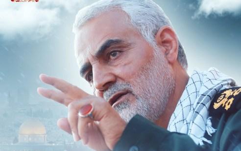 """מפקד כוח קודס קאסם סולימאני: """"הפעולות המטורפות של ישראל יהיו האחרונות שלה"""""""
