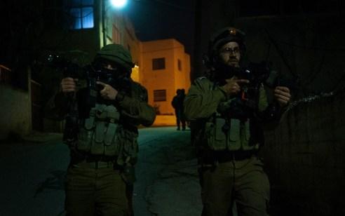 במהלך סוף השבוע נעצרו עשרה מבוקשים פעילי טרור