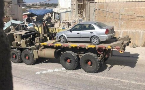כוחותינו עצרו מספר חשודים במעורבות ברצח דביר שורק ורכבם הוחרם