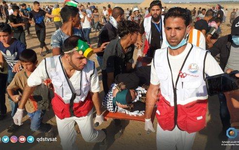 טרור שישי בגדר: מחבלים השליכו מטעני חבלה לעבר כוחותינו – 33 מתפרעים נפצעו