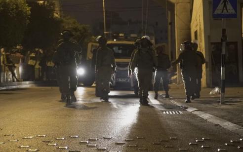 הלילה נעצרו 14 מבוקשים פעילי טרור