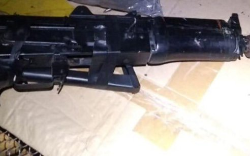 הלילה נעצרו שלושה מבוקשים פעילי טרור ונתפס נשק
