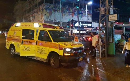 רוכב אופניים כבן 14 נפגע מאוטובוס בנתניה – מצבו בינוני