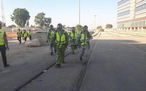 שני גני ילדים בירושלים פונו בעקבות חשש להימצאות חומר מסוכן
