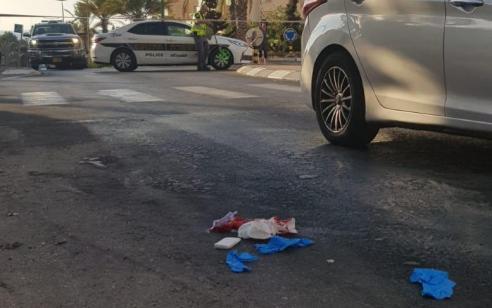 הולכת רגל כבת 60 נפצעה קשה מפגיעת רכב באשקלון – בבית חולים נקבע מותה