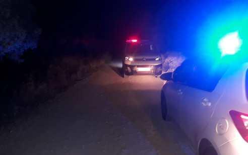 תושב חיפה כבן 30 נהרג ואדם נוסף נפצע קל בהתהפכות טרקטורון בכביש 7212 סמוך ליער דמון