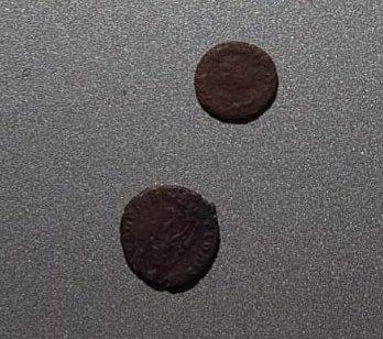 עוכב חשוד בשוד עתיקות באזור רהט – ברכבו אותרו 2 מטבעות עתיקים וציוד חפירה
