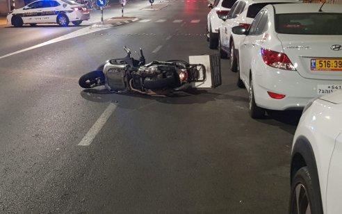 נערה בת 15 נפגעה בתאונת דרכים באשדוד – מצבה בינוני