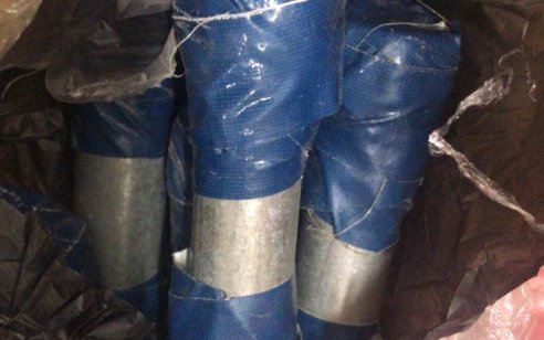 """המאבק באלימות והאמל""""ח הלא חוקי: תושב ערערה נעצר בחשד להחזקת 3 בקבוקי תבערה ו-5 מטעני צינור"""