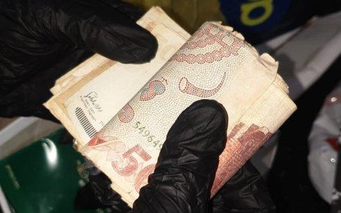 """תושב ג'דיידה מכר כבן 45 נעצר בחשד להלבנת הון – בביתו נחשף מצבור כסף גדול בהיקף של מיליוני ש""""ח"""