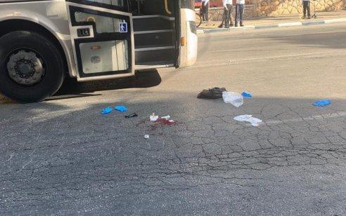 הולך רגל בן 75 נפגע מאוטובוס בבני ברק – מצבו בינוני