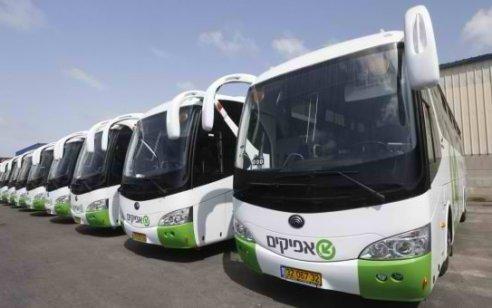 מועצת עיריית תל אביב אישרה הפעלה של תחבורה ציבורית בשבת