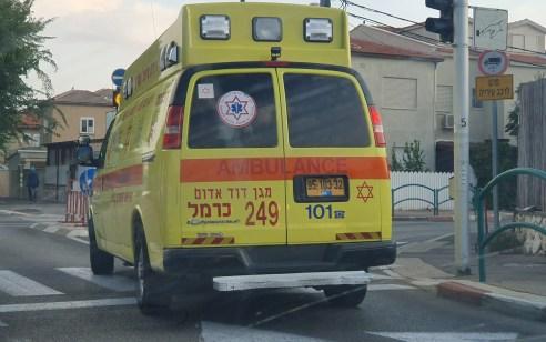צעיר בן 28 נפל מקומה 15 בחיפה ונהרג