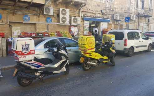 פעולות החייאה על תינוק כבן שנה שנחנק בזמן אכילת מרק בפעוטון בירושלים