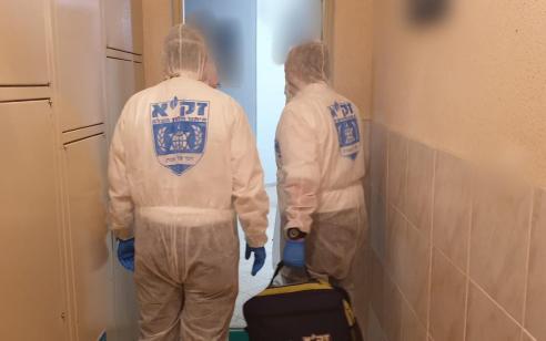 גופת אישה כבת 40 נמצאה במצב ריקבון מתקדם באשקלון