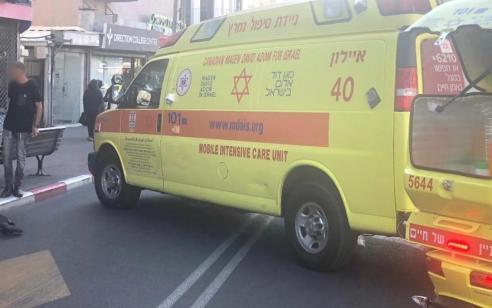 רוכבת קורקינט כבת 40 נפגעה במהלך נסיעה בתל אביב – מצבה קשה
